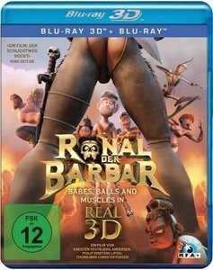 Ronal der Barbar-Blu-ray Disc 3D