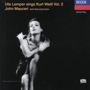 Ute Lemper Sings Kurt Weill 2