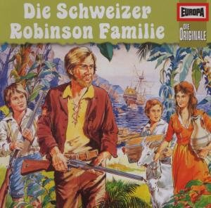 44/Die Schweizer Robinson Familie