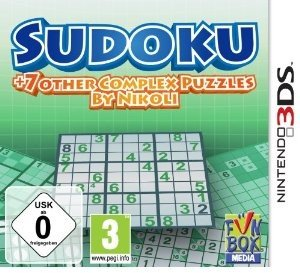 Sudoku + 7 other Complex Puzzles by Nikoli