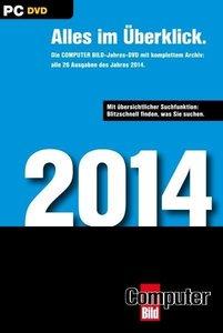 Computer Bild Jahres DVD 2014