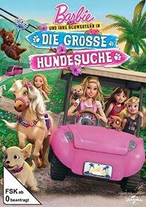 Barbie und ihre Schwestern in Die Hundes