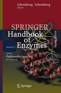 Handbook of Enzymes