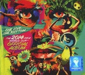 One Love,One Rhythm-The Official 2014 FIFA Worl