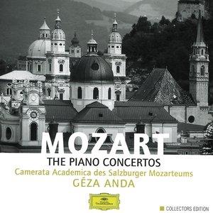 Sämtliche Klavierkonzerte 1-27 (GA)