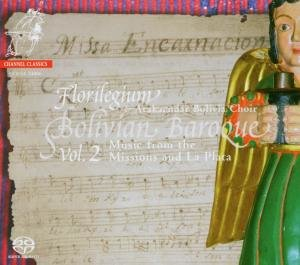 Bolivian Baroque Vol.2-Music from the Missions