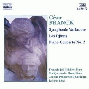 Symphonische Variationen/Klavierkonzert 2