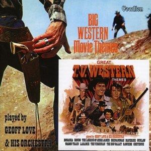 Big Western Movie & TV Themes
