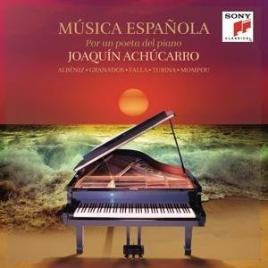 Musica Espanola por un Poeta del Piano