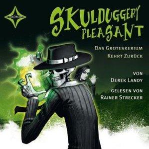 Skulduggery Pleasant 02. Das Groteskerium kehrt zurück
