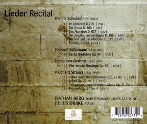 Leider Recital