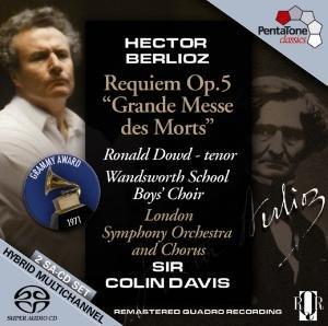 "Requiem op.5/""Grande Messe des Morts"""