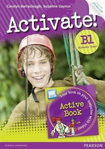 Activate! B1 Students' Book (with Active Book DVD-ROM)