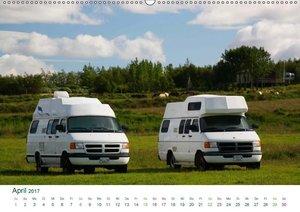 Freiheit auf Reisen 2017. Impressionen vom Camping und Zelten (W