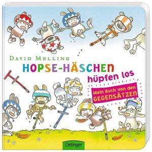 Hopse-Häschen hüpfen los