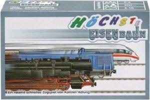 Pegasus ADL 01040 - Höchste Eisenbahn Kinderspiel