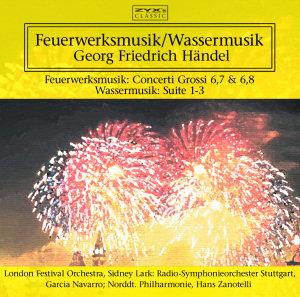 Feuerwerksmusik-Wassermusik