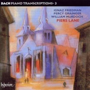 Bach Klaviertranskriptionen 3