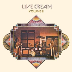Live Cream Vol.2 (LP)