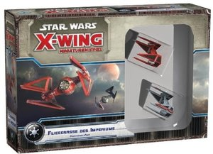 Heidelberger HEI0413 - Star Wars X-Wing - Fliegerasse des Imperi