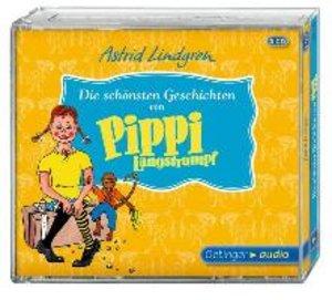Die schönsten Geschichten von Pippi Langstrumpf (3CD)