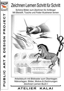 PADP-Script 11: Zeichnen lernen Schritt für Schritt - Schöne Bil