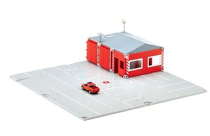 Siku 5502 - Themenpackung Feuerwehr Fahrzeug