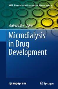 Microdialysis in Drug Development