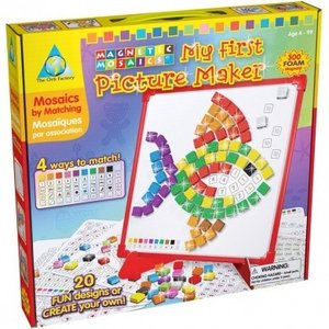 Invento 621100 - The Orb Factory: Magnetic Mosaics - My First Pi