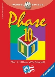 Phase 10 - Würfelspiel