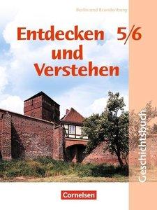 Entdecken und Verstehen 5/6. Schülerbuch. Berlin, Brandenburg. N