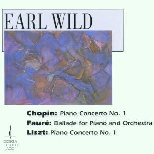 Chopin,Faure,Liszt:Klav.Musik