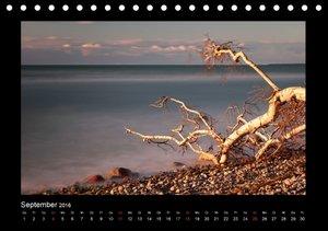 Ostseeküste (Tischkalender 2016 DIN A5 quer)