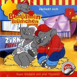 Benjamin Blümchen 007 ... verliebt sich