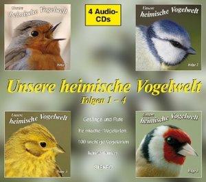Unsere heimische Vogelwelt 1-4