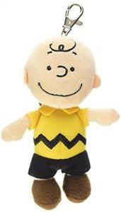 Peanuts Charlie Brown Backpack Clip 5In