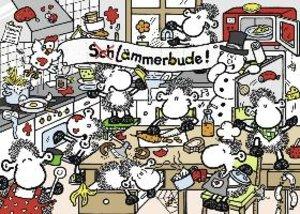 Ravensburger 193424 - Sheepworld, Schlämmerbude