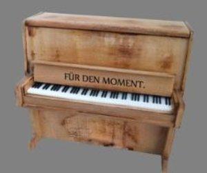 Für Den Moment.(Ltd.Holzklavier Inkl.Signiertem