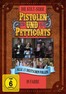 Pistolen und Petticoats (DVD)