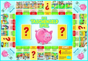 Schmidt Spiele 40536 - Taschengeldspiel
