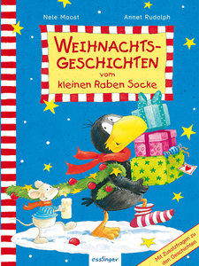 Der kleine Rabe Socke: Weihnachtsgeschichten vom kleinen Raben S