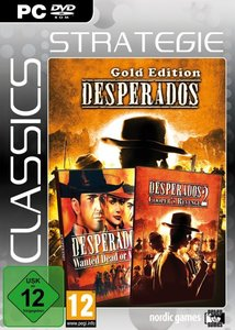 Strategie Classics: Desperados - Gold Edition