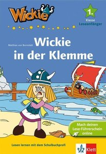 Wickie in der Klemme