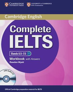 Complete IELTS. Advanced. Workbook with Answers with Audio CD
