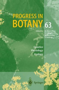 Progress in Botany 63