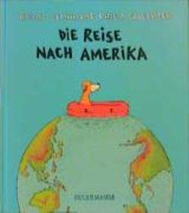 Gernhardt, R: Reise nach Amerika