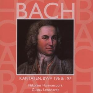 Kantaten Vol.59 BWV 196 & 197
