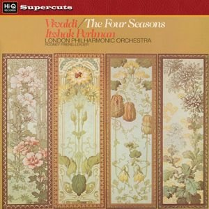 Vivaldi/The Four Seasons