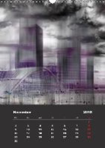 Viola, M: Digital-Art Cityscapes / UK-Version