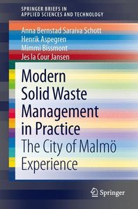 Modern Solid Waste Management in Practice